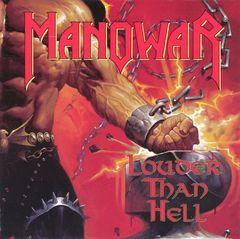 Manowar - Louder Than Hell