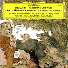 Karl Böhm - Prokofieff: Peter und der Wolf; Saint-Saëns: Der Karneval der Tiere