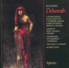 Handel, G.F. - Handel: Deborah