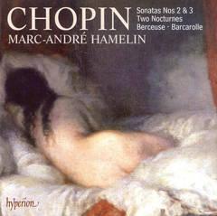 Marc-André Hamelin - Chopin: Piano Sonatas Nos. 2 & 3