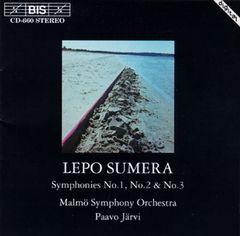Lepo Sumera - Lepo Sumera: Symphonies Nos.1-3