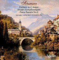 Marc-André Hamelin - Schumann: Fantasy in C major; Etudes Symphoniques; Piano Sonata No. 2
