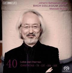 Bach, J.S. - J.S. Bach: Cantatas 79, 137, 164 & 168