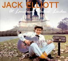 Ramblin' Jack Elliott - At Lansdowne Studios, London