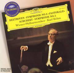 "Karl Böhm - Beethoven: Symphonie No. 6 ""Pastorale""; Schubert: Symphony No. 5"