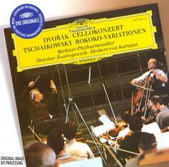Mstislav Rostropovich - Dvorák: Cellokonzert; Tchaikowsky: Rokoko-Variationen