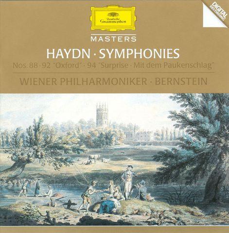 Haydn, J. - Haydn: Symphonies Nos. 88-92