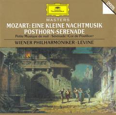 James Levine - Mozart: Eine kleine Nachtmusik; Posthorn-Serenade