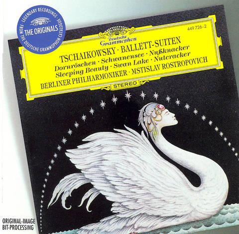Mstislav Rostropovich - Tchaikovsky: Ballet Suites from Sleeping Beauty, Swan Lake & Nutcracker