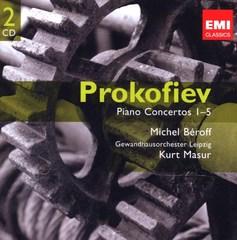 Prokofiev, S. - Piano Concertos Nos. 1 & 5