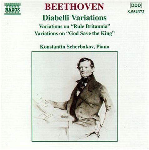 Beethoven, L. Van - Beethoven: Diabelli Variations