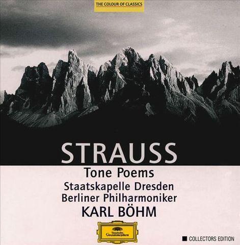 Karl Böhm - Strauss: Tone Poems