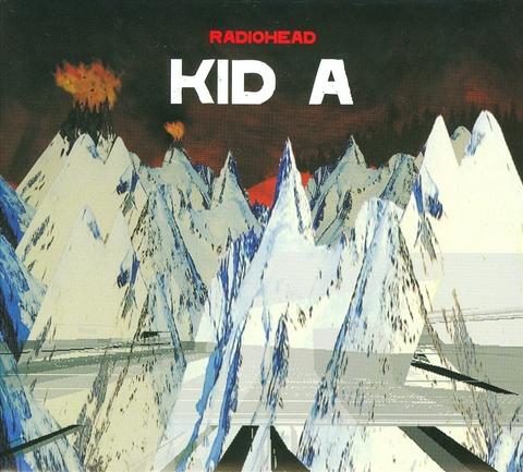 Radiohead - Kid A [Bonus Disc]