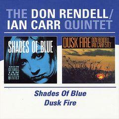 Ian Carr - Shades of Blue/Dusk Fire