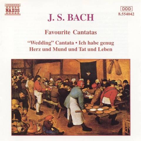 Bach, J.S. - Bach: Favorite Cantatas