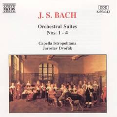 Bach, J.S. - Bach: Orchestral Suites Nos. 1 - 4