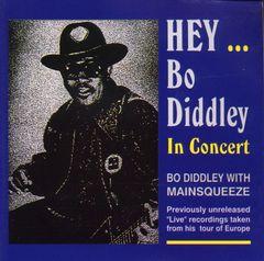 Bo Diddley - Hey Bo Diddley/In Concert