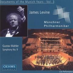 James Levine - Gustav Mahler: Symphony No. 9