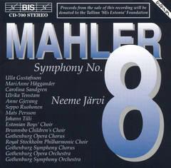 Neeme Järvi - Mahler: Symphony No. 8