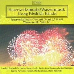 Handel, G.F. - Handel: Feuerwerksmusik; Wassermusik