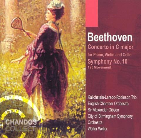 Beethoven, L. Van - Beethoven: Concerto in C major; Symphony No. 10 (1st Movement)
