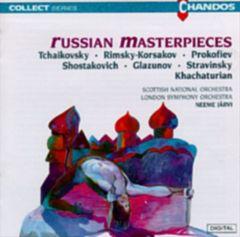 Neeme Järvi - Russian Masterpieces