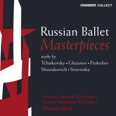 Neeme Järvi - Russian Ballet Masterpieces