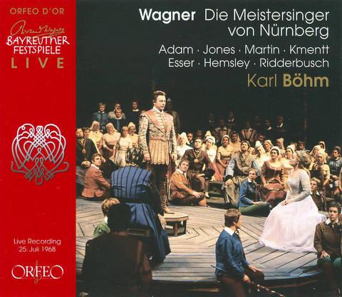 Karl Böhm - Richard Wagner: Die Meistersinger von Nürnberg
