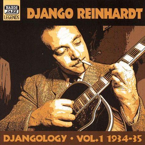 Django Reinhardt - Djangology, Vol. 1: 1934-35