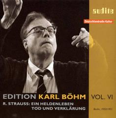 Karl Böhm - Richard Strauss: Ein Heldenleben; Tod und Verklärung