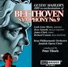 Beethoven, L. Van - Beethoven: Symphony No. 9 [1895 Gustav Mahler Edition]