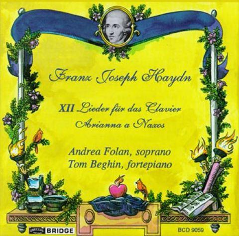 Haydn, J. - Haydn: XIII Lieder/Arianna a Naxos