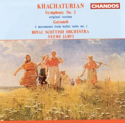 Neeme Järvi - Khachaturian: Symphony No. 2; Gayaneh