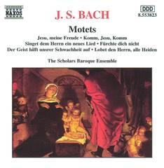 Scholars Baroque Ensemble - J.S. Bach: Motets