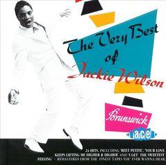 Jackie Wilson - The Very Best of Jackie Wilson [Ace]