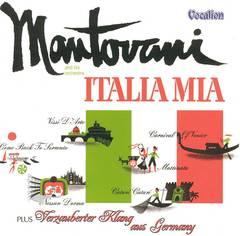 Mantovani - Italia Mia/Verzauberter Klang Aus Germany