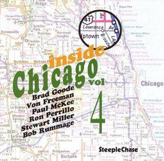 Von Freeman - Inside Chicago, Vol. 4