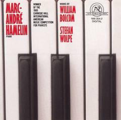 Marc-André Hamelin - Bolcom: Etudes No. 1-12; Wolpe: Battle Piece