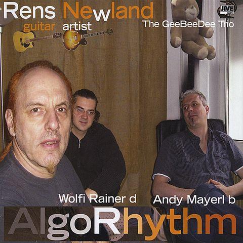 Rens Newland - Algorhythm