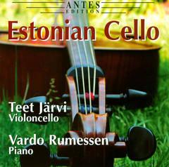 Teet Järvi - Estonian Cello