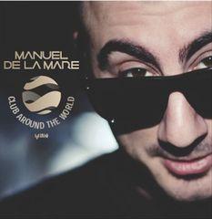 Manuel Dela Mare - Club Around the World (DJ Mix Compilation)