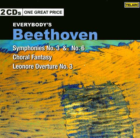Beethoven, L. Van - Everybody's Beethoven: Symphonies Nos. 3 & 6