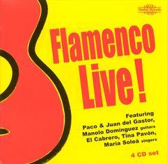 Various Artists - Flamenco Live!