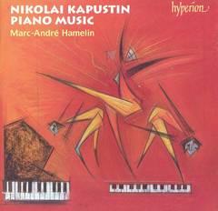 Marc-André Hamelin - Nikolai Kapustin: Piano Music