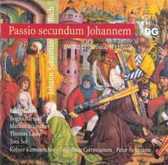Bach, J.S. - Bach: St. John Passion
