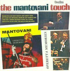 Mantovani - Mantovani Touch/Operetta Memories