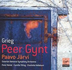 Paavo Järvi - Grieg: Peer Gynt