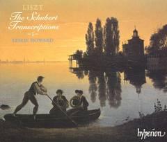 Leslie Howard - Liszt: The Schubert Transcriptions, Vol. 1
