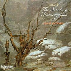 Leslie Howard - Liszt: The Schubert Transcriptions, Vol. II