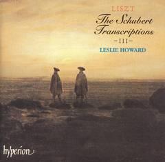 Leslie Howard - Liszt: The Schubert Transcriptions, Vol. 3